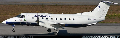 EMB120 Air Minas