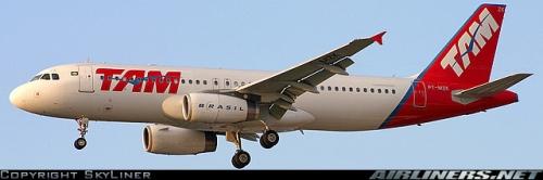 A320 TAM
