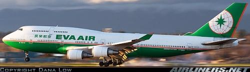 747 Eva Air