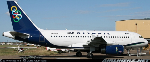 A319 Olympic
