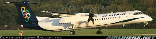 DHC-8 Olympic Airlines